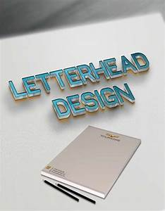 Custom Made Letterhead Design