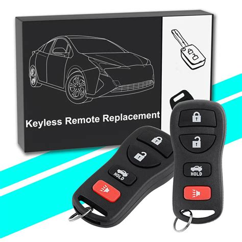 New Replacement Keyless Remote Key Transmitter For