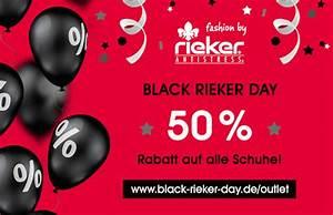 Black Friday Betten : 50 rabatt auf alle schuhe im rieker outlet super sale nur am black ~ Whattoseeinmadrid.com Haus und Dekorationen