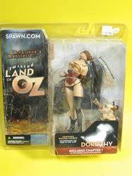 McFarlane's Monsters, Series 2 - Twisted Land of Oz Action ...