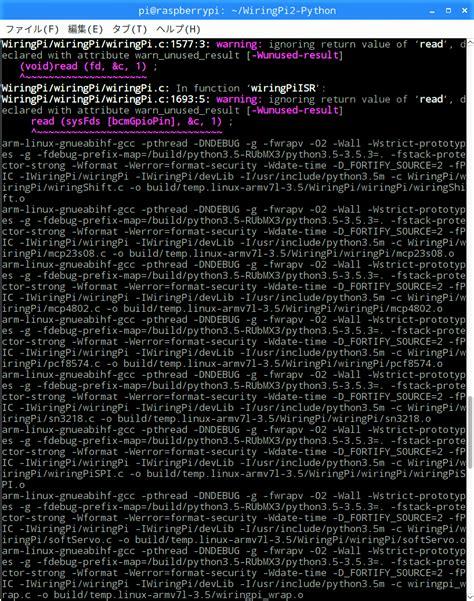 Raspberry Install Wiringpi Python Semprecomunity