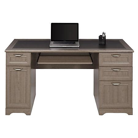 office depot desks realspace magellan collection managers desk gray by office