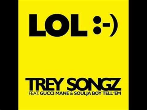 trey songz ft soulja boy  gucci mane lol smiley face