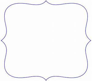 Scallop Frame Clip Art | Clipart Panda - Free Clipart Images