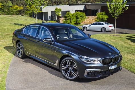 BMW Car : 2016 Bmw 7 Series Review