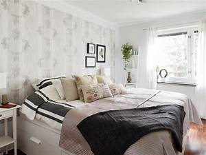 Möbel Skandinavischer Stil : schlafzimmer im skandinavischen stil m belideen ~ Lizthompson.info Haus und Dekorationen