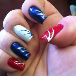 Amazing th of july nail art designs ideas