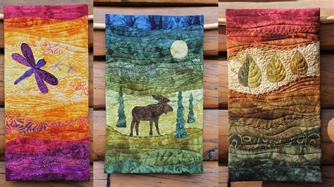 trail creations unique quilt kits  patterns