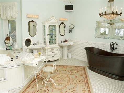 20  Vintage Bathroom Designs, Decorating Ideas   Design