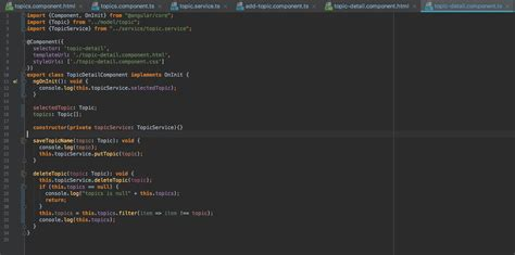angular2 access template from ts angular singleton service different values for its