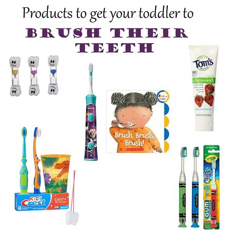 Ways To Get Your Toddler To Brush Their Teeth Tips