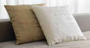 Cuscini design per divano: Easy, Pence, Stripe e Intrecci Désirée