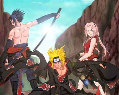 Gambar Wallpaper Kartun Keren 30 Gambar Kartun Naruto