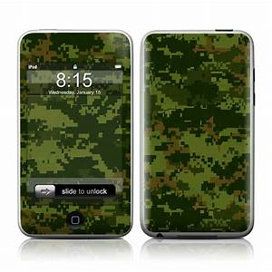CAD Camo iPod touch Skin // iStyles
