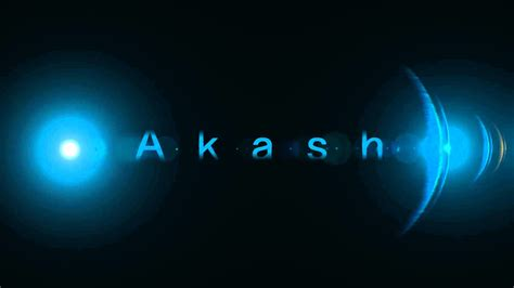 Akash Background by Names Logos Wallpapers 59 Images