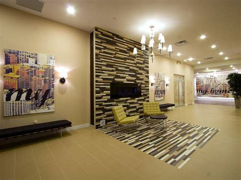 and in livingroom 21 tile wall living room designs decorating ideas