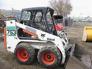 Topworldauto  U0026gt  U0026gt  Photos Of Bobcat 753