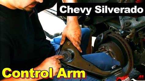 chevrolet  hd silverado control arm youtube