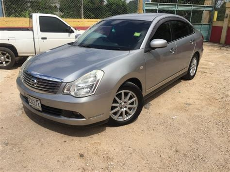 nissan bluebird 2008 nissan bluebird sylphy for sale in manchester for