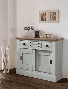 meuble dentree romance 2 portes et 1 tiroir ro921 With meuble pour entree de maison 2 meuble dentree avec portes coulissantes en bardage