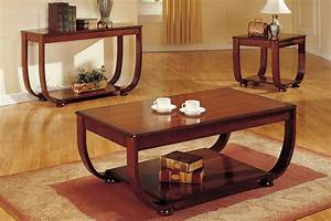 Living room contemporary arched legs living room table for Living room table pictures