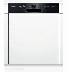 Notice Lave Vaisselle Bosch : sch ma r gulation plancher chauffant lave vaisselle bosch ~ Nature-et-papiers.com Idées de Décoration