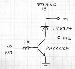 very simple pwm dc motor control With pwm controller