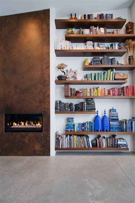 White Storage Cabinets Ikea by Floating Shelves Next To Fireplace Family Room