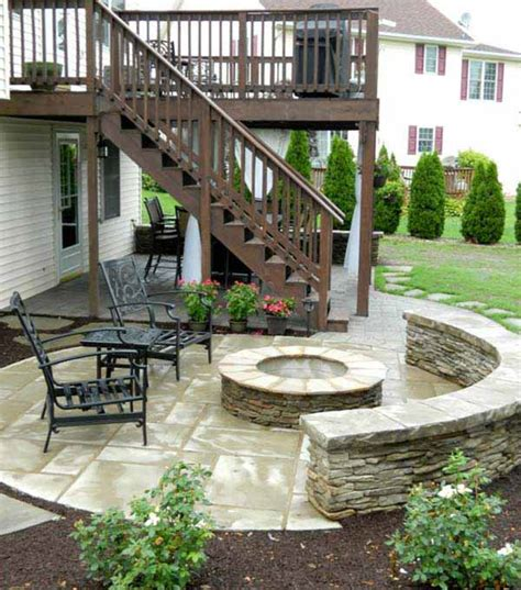 Backyard Decks Ideas by 32 Wonderful Deck Designs To Make Your Home Extremely Awesome