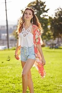 Fabulous Ways to Wear the Kimono Trend u2013 Glam Radar