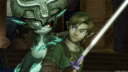 Midna Zelda Princess Twilight Link Legend Waker
