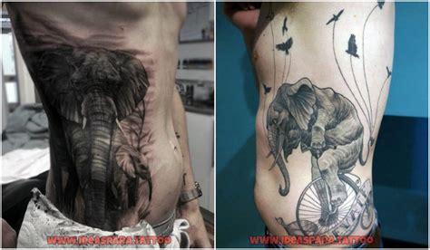 tatuajes de elefantes ideas  tatuajes de hombre