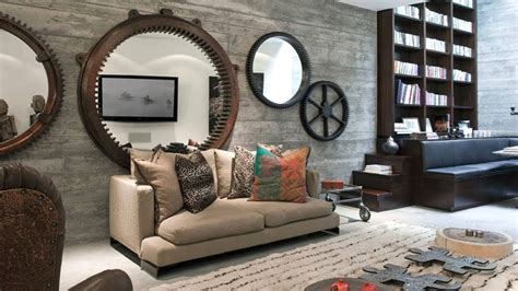 industrial decorating ideas youtube