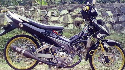 Modifikasi Jupiter Mx Ayam Jago by Modifikasi Motor Jupiter Mx