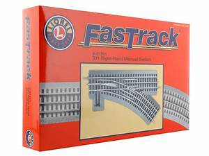 Fastrack O31 Manual Switch