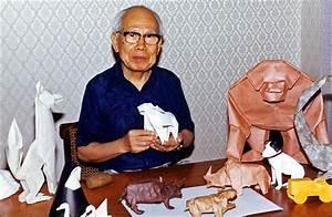 Akira Yoshizawa  The Master Of Origami