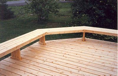 build wooden deck benches kids art decorating ideas