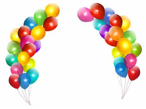 Balloons Clipart Free download on ClipArtMag
