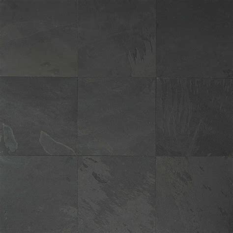 black floor tile black pearl los angeles slate flooring tile 16x16