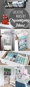 15, Creative, Nursery, Organizing, Ideas, Making, The, Baby, Room