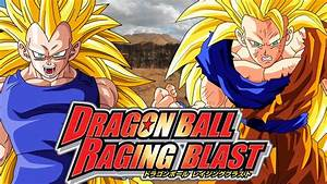 Dragon Ball Raging Blast - Super Saiyan 3 Vegeta vs Super ...