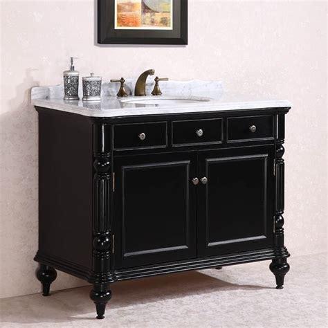 5 foot vanity top single sink carrara white marble top single sink bathroom vanity in