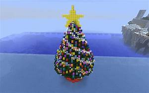 Christmas Tree! Minecraft Project
