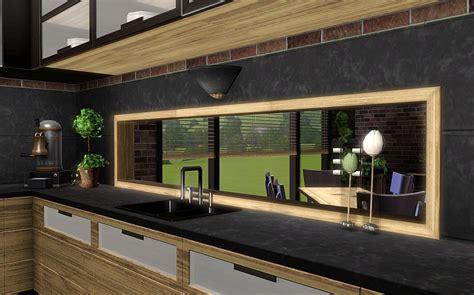 sims 3 modern kitchen ideas