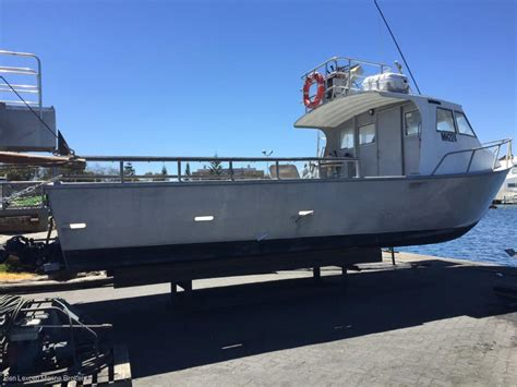 Boats For Sale Fremantle Western Australia by Aluminium Fishing Commercial Vessel Boats
