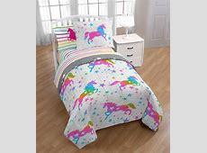 unicorn bedding for kids unicorn magic 5 pc kids twin