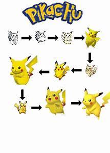 Pokemon Evolution Pikachu | www.imgkid.com - The Image Kid ...
