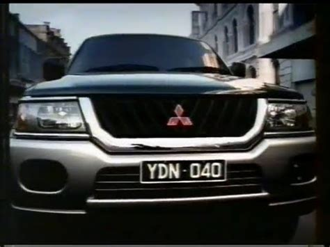 Mitsubishi Ad Song by Mitsubishi Australia 2001 Tv Ad Quot Don T Fence Me In