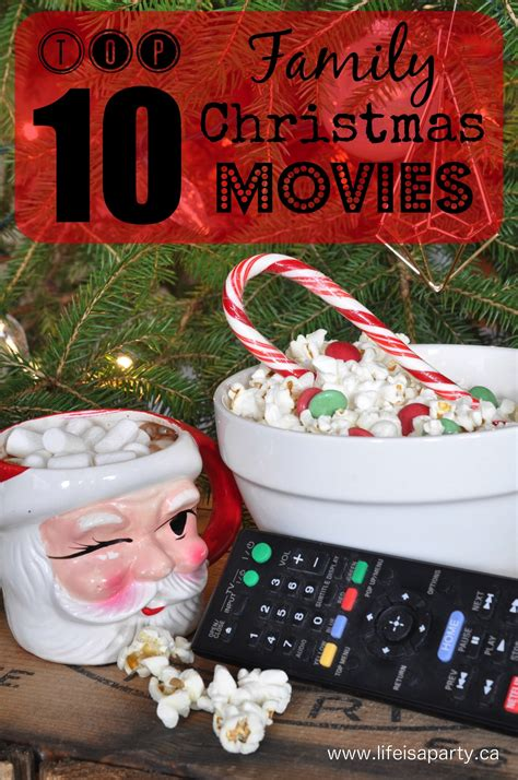 Top 10 Best Christmas Family Movies