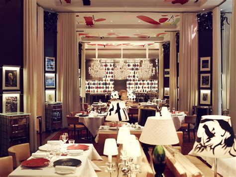 la cuisine restaurant le royal monceau raffles